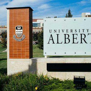 دانشگاه البرتا کانادا