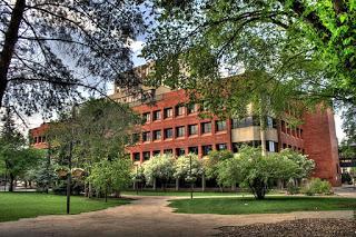 دانشکده کشاورزی و علوم محیط زیست