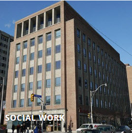 دانشکده مددکاری اجتماعی