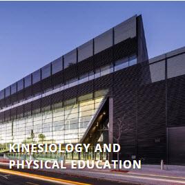 دانشکده تربیت بدنی و حرکت شناسی