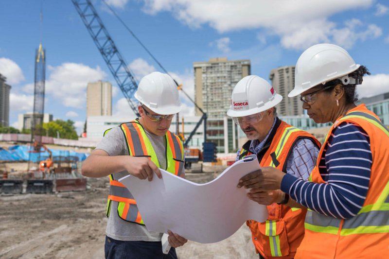 مهندسی عمران در کانادا