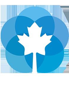 آرم سازمان بازرسی وکلای مهاجرت کانادا