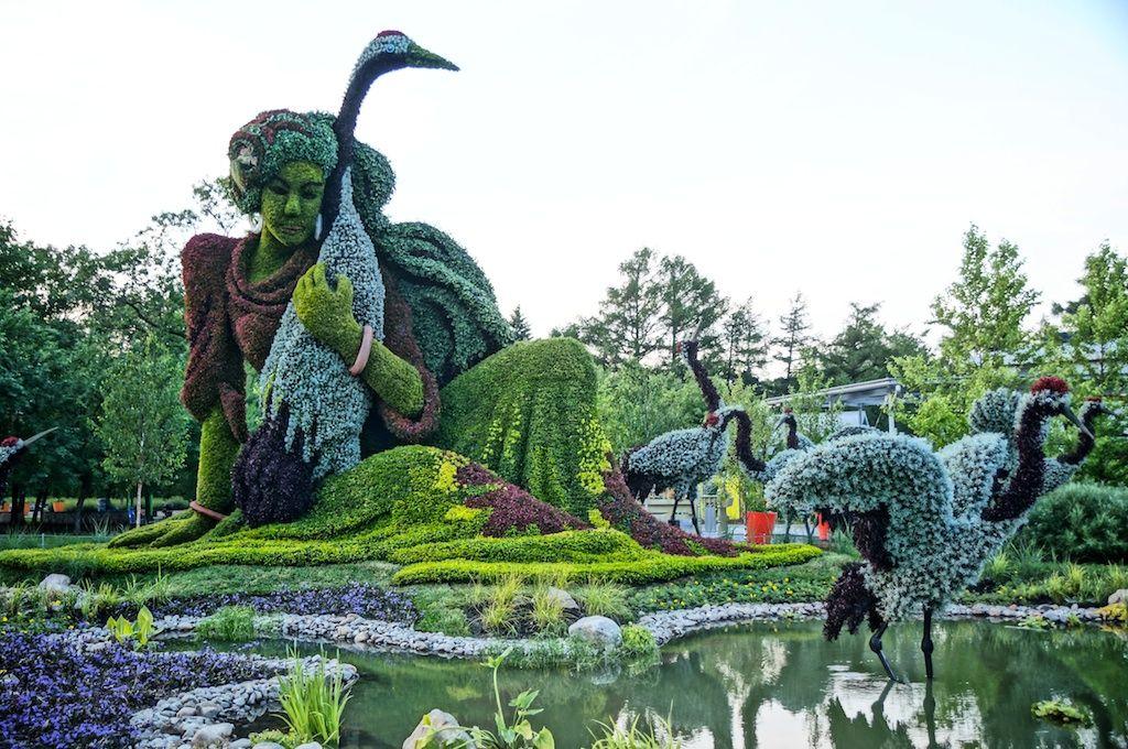 باغ گیاه شناسی مونترال