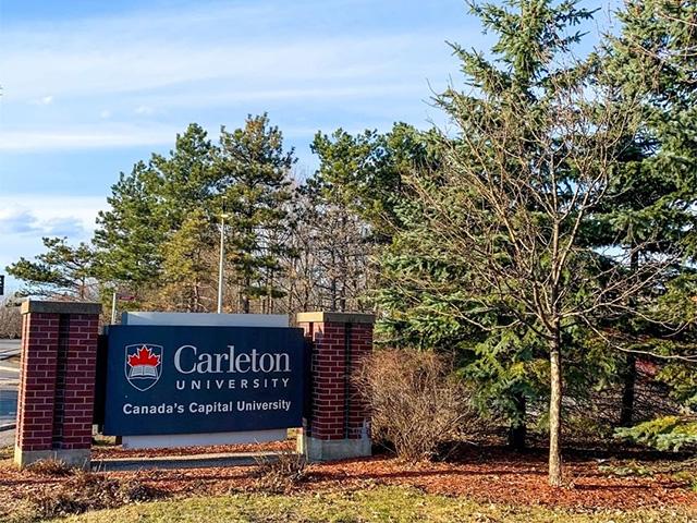 دانشگاه کارلتون کانادا