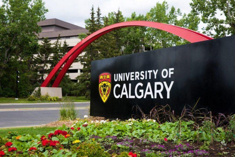 دانشگاه کلگری کانادا