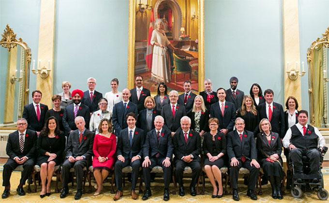 پوشش مردم کانادا