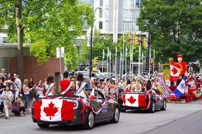 جشن های کانادا