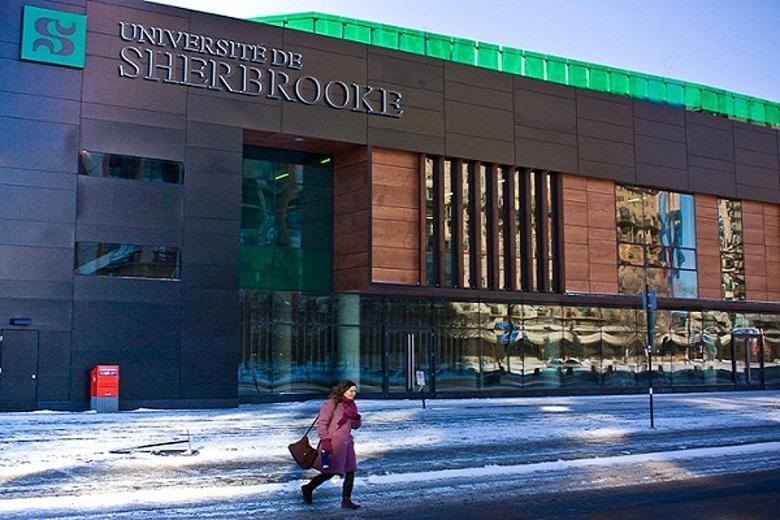 دانشگاه شربروک کانادا