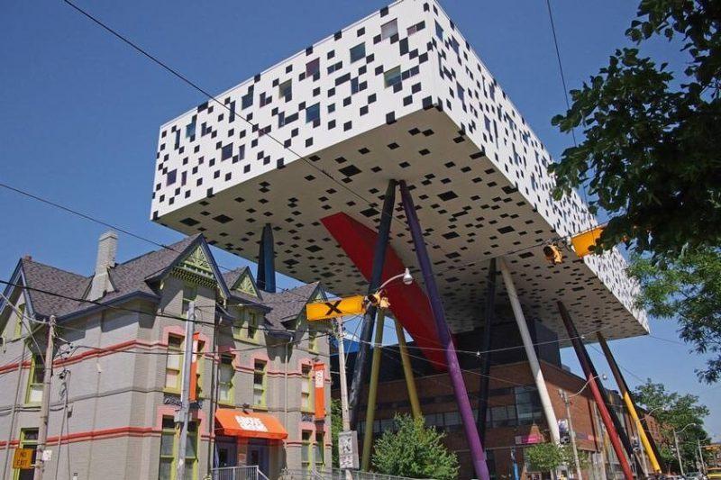 کالج هنر و طراحی اونتاریو در کانادا