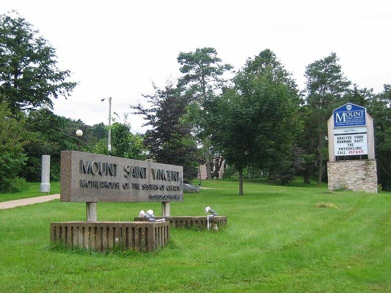 دانشگاه مانت سنت وینسنت کانادا