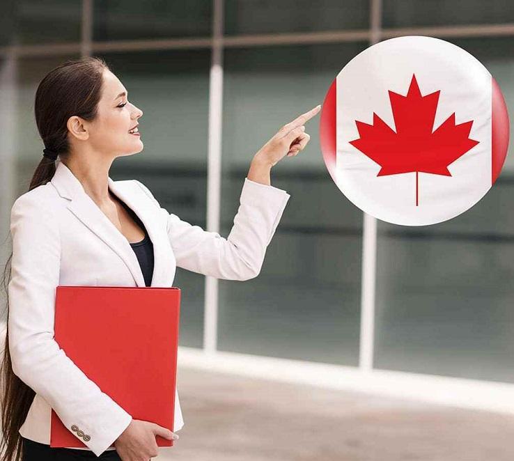 نیمی از مهاجران جدید و ماهر تجربه ی کار در کانادا دارند.