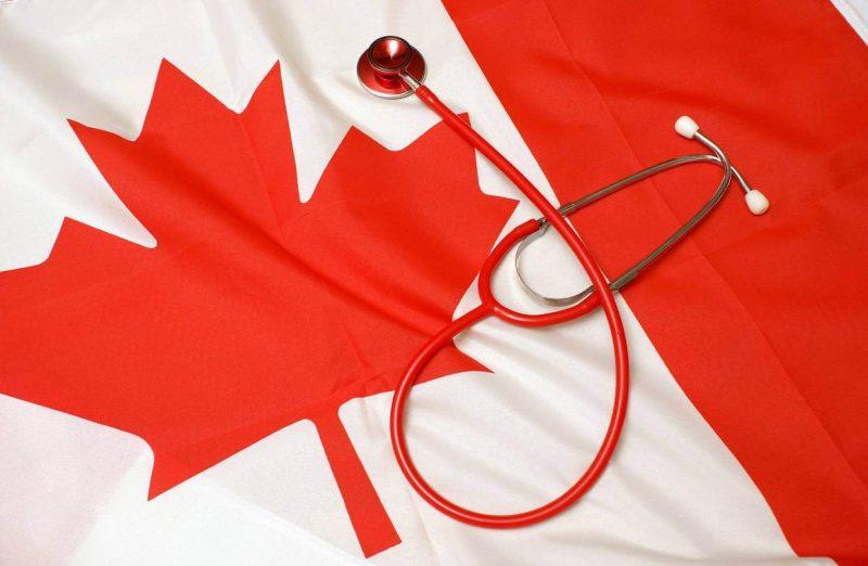 خدمات درمانی در بدو ورود به کانادا