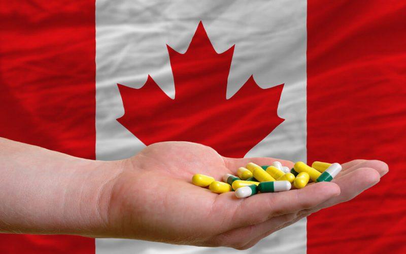 خرید دارو در کانادا