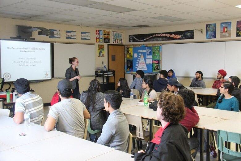 نظام آموزشی در دبیرستانهای کانادا