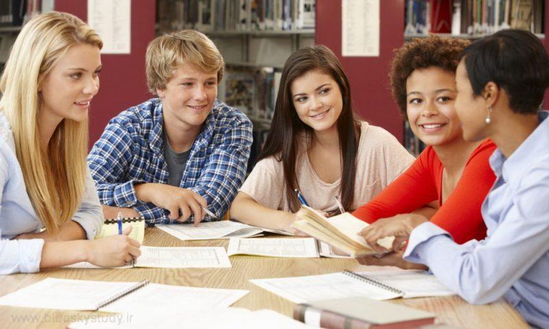 یادگیری زبان برای تحصیل در دبیرستان کانادا