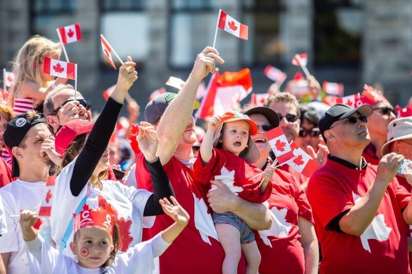 آشنایی با فرهنگ کانادا