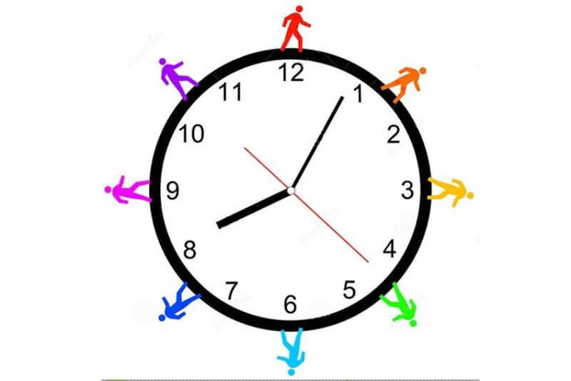 ساعات کاری در کانادا