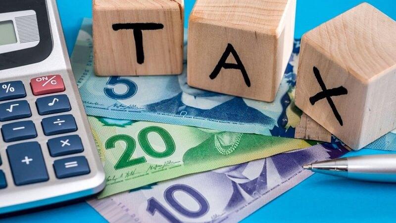مالیات در کانادا