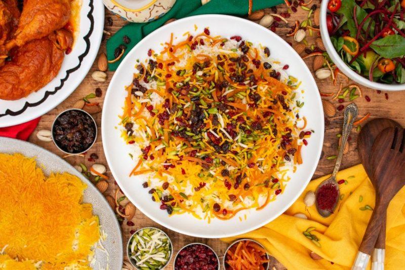 رستوران های ایرانی در ونکوور