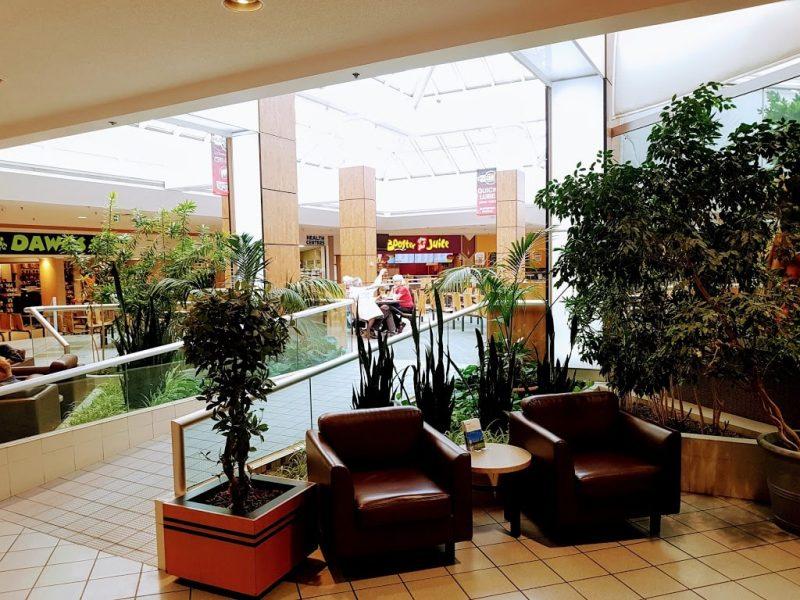 مرکز خرید کراس آیرون مایلز