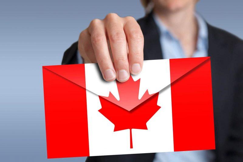 دعوتنامه توریستی کانادا