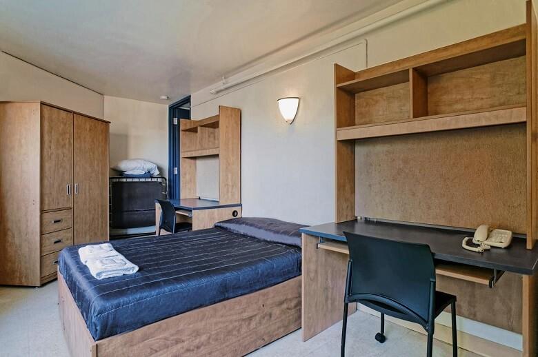 خوابگاه و شرایط اقامتی دانشگاه مونترال  کانادا
