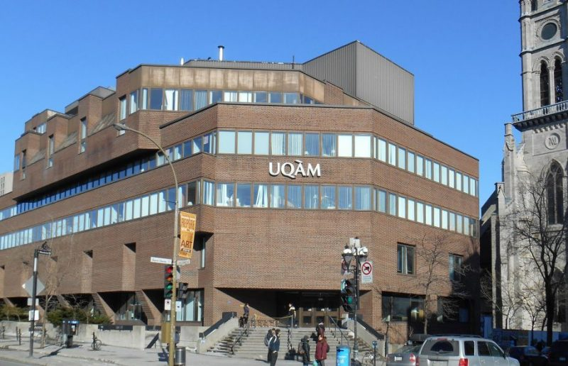 دانشگاه کبک مونترال کانادا