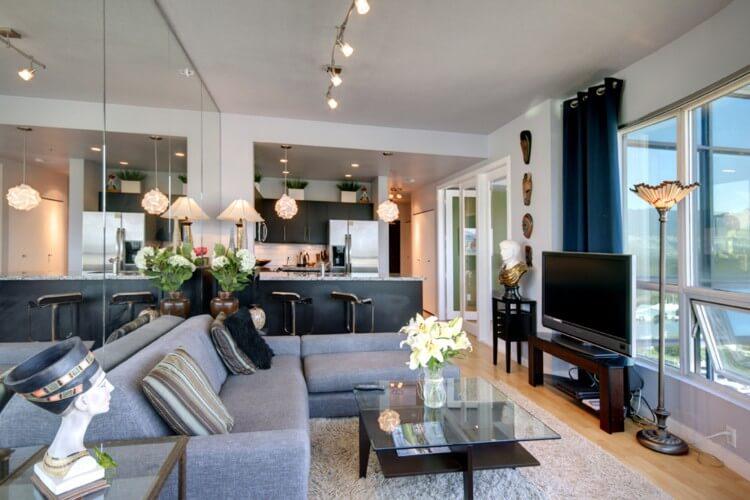 آپارتمانهای مبله در کانادا