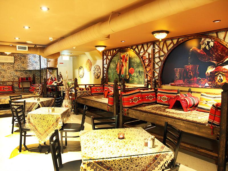 رستوران ایرانی در کانادا