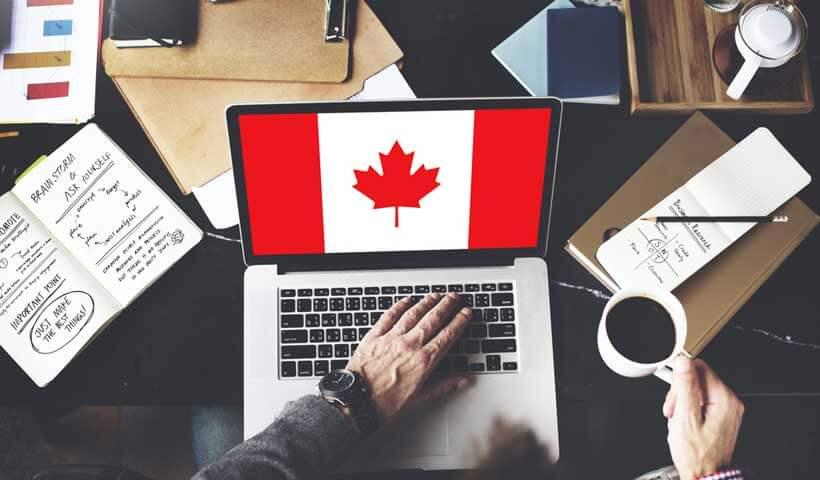 سامانه ی اکسپرس انتری سایت سازمان مهاجرت کانادا