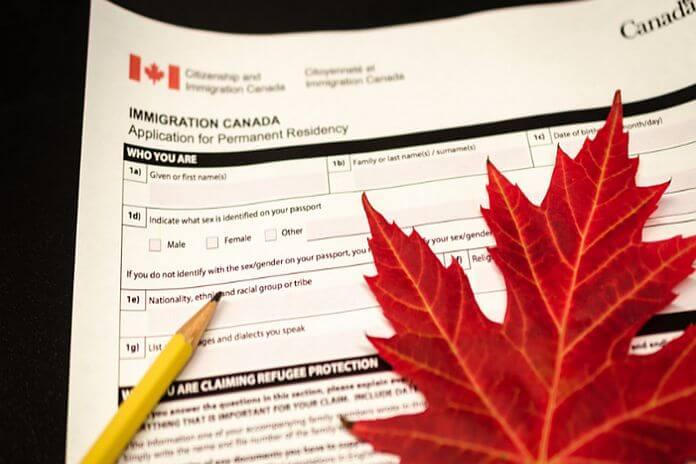دریافت اقامت دائم کانادا