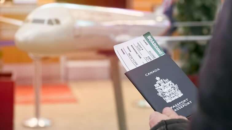 ویزای شینگن برای اخذ ویزای ویزیتوری کانادا