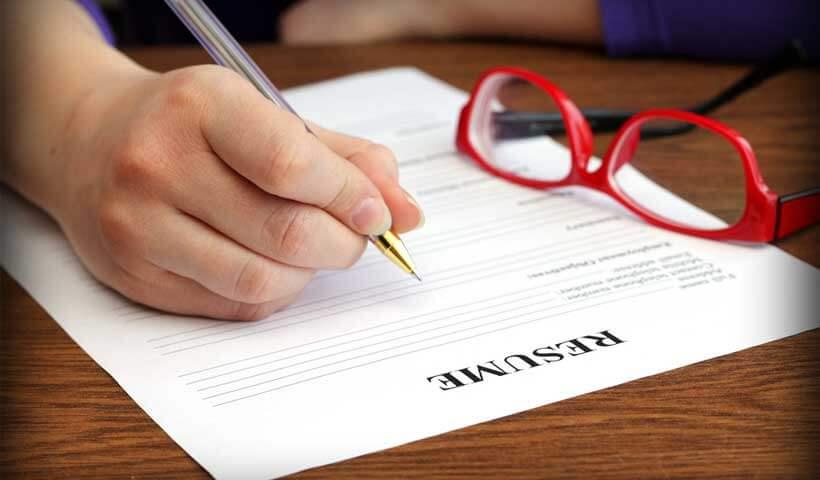 نوشتن رزومه و کاورلتر