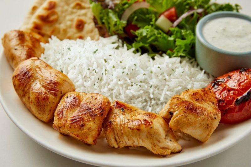 رستوران ایرانی گریل مدیترانهای در ونکوور
