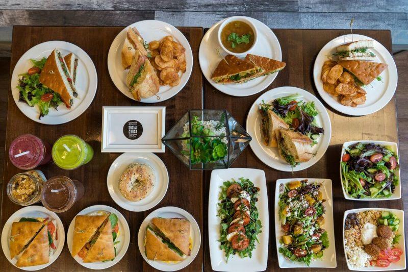 رستوران ایرانی مانی پرشین در ونکوور
