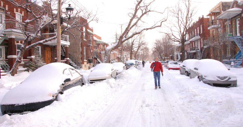 آیا سرمای کانادا غیرقابل تحمل است