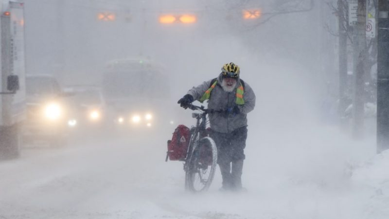 بیماری های ناشی از سرمای کانادا
