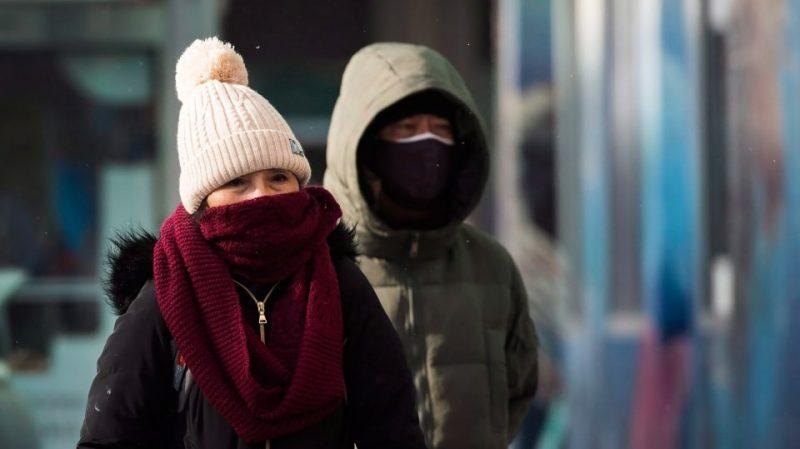 قیمت لباس های زمستانی در سرمای کانادا