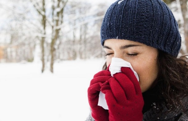 سرمای کانادا