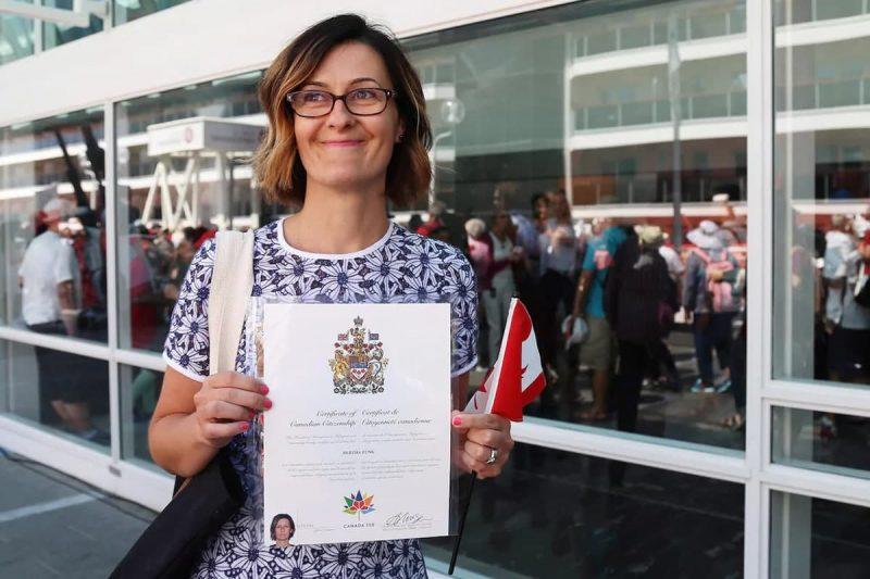 شرایط اخذ شهروندی کانادا