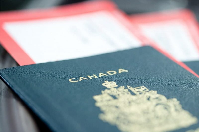 شهروندی دوگانه کانادا