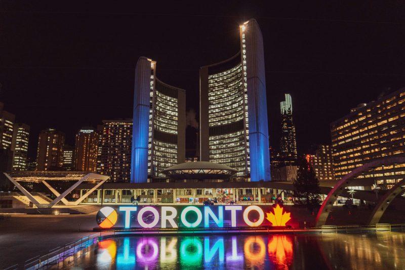 کار در تورنتو