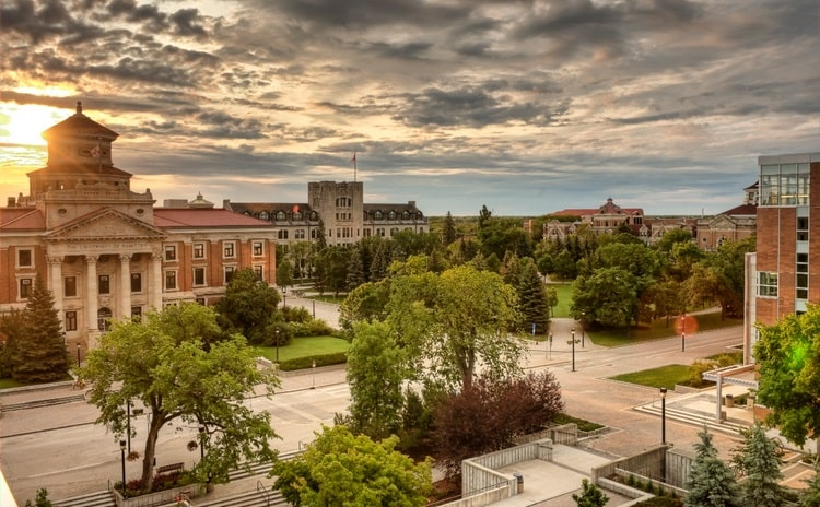 تحصیل در منیتوبا کانادا