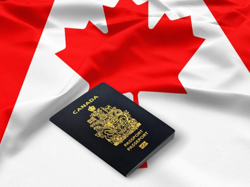 می توانید شهروندی کانادا را بگیرید