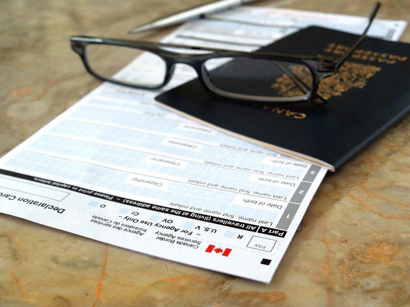 محدودیت های اقامت دائم نسبت به شهروند کانادا