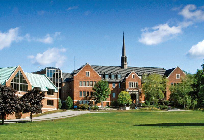 دانشگاه آلگوما کانادا