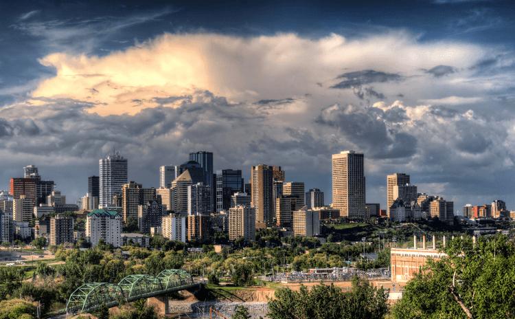 ادمنتون کانادا