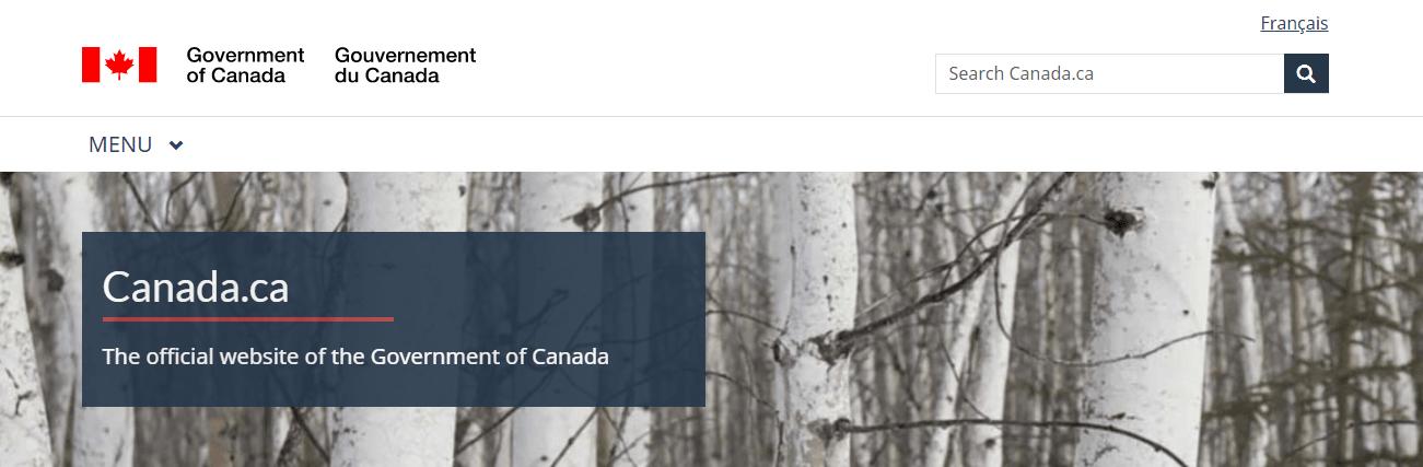 سایت اداره مهاجرت کانادا