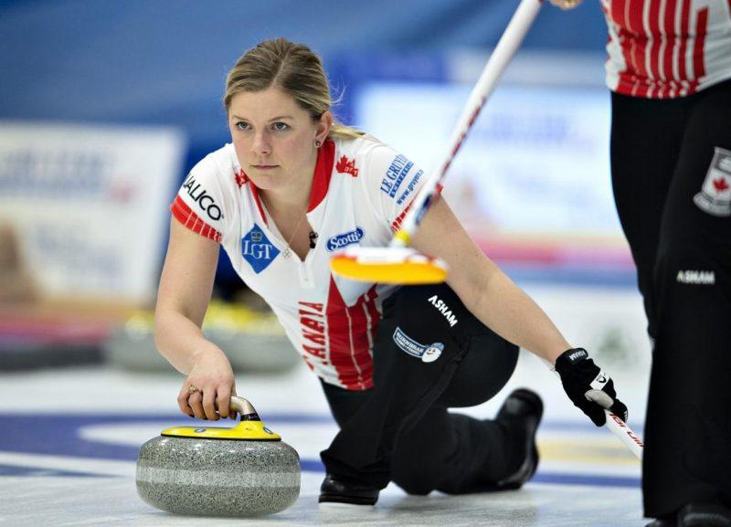 کرلینگ نهمین ورزش محبوب کانادا
