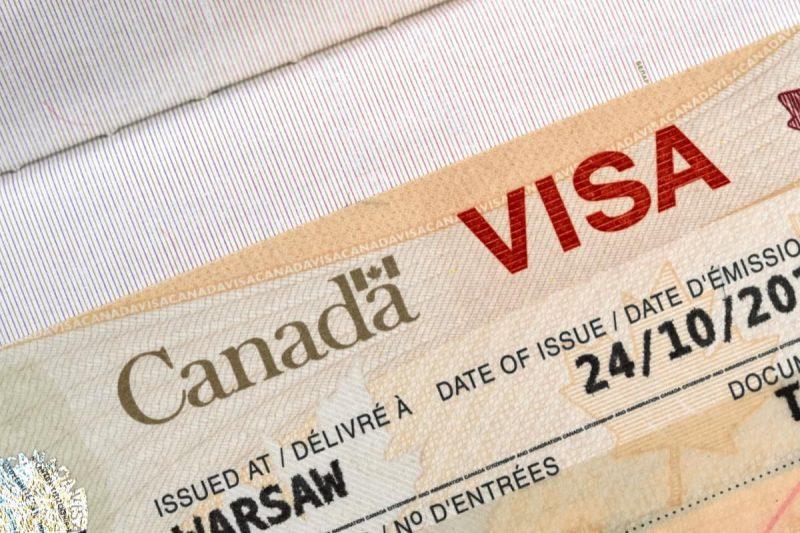 انگشت نگاری سفارت کانادا در گرجستان